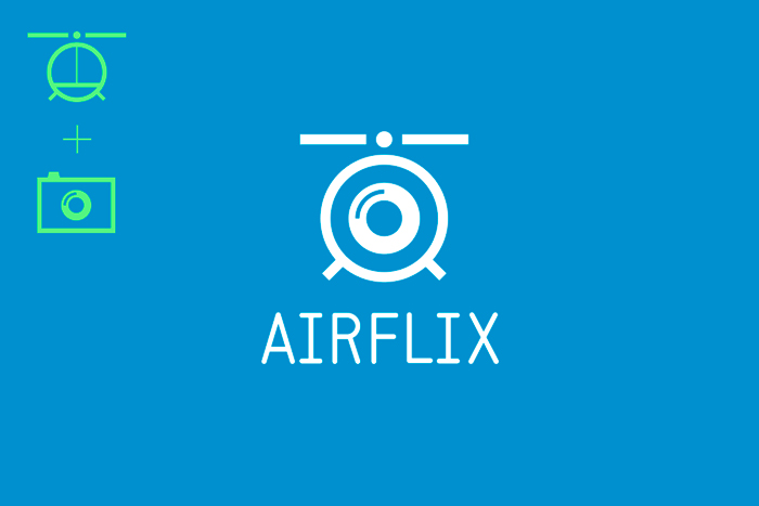 Airflix | Corporate Design, Logo, Visitenkarte