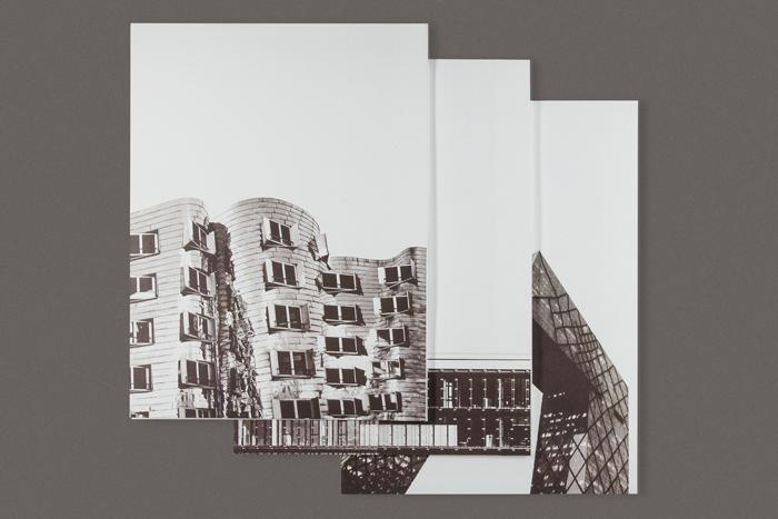 cubiqu3 | Architektur Magazin, Semesterprojekt Typografie Muthesius Kunsthochschule Kiel