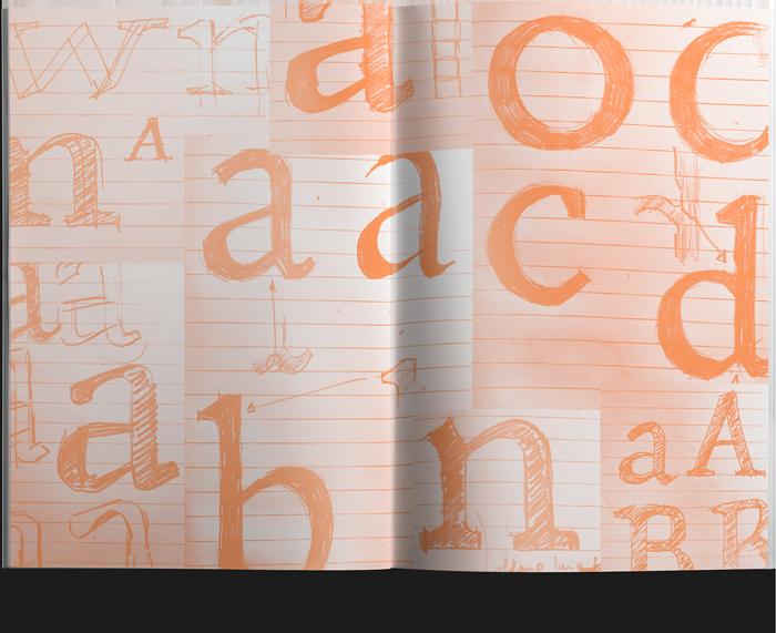 Masterthesis, Schumacher, Schriftgestaltung und Leserlichkeit, Text Type